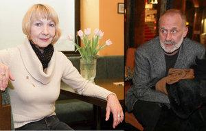 Daniela Kolářová slaví 70! Proč se dvakrát vdala za jednoho muže?