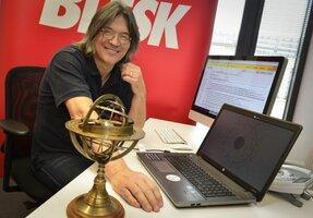 VIP chat s astrologem Milanem Gelnarem: Jak se ochránit před dalším pátkem 13.?