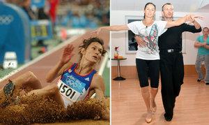 Bývalá atletka Kašpárková trénuje na StarDance: Hrozně se stydím!