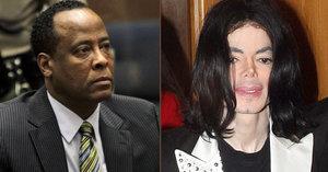 Michael Jackson (†50) si chtěl vzít 11letou herečku! Tvrdí to lékař, který zpěváka zabil