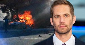 Svědectví o smrti Paula Walkera (†40): Všude byly plameny, nedalo se mu pomoct!