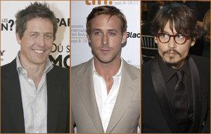 Ryan Gosling nebo Johnny Depp: Od koho byste chtěla zazpívat ukolébavku?