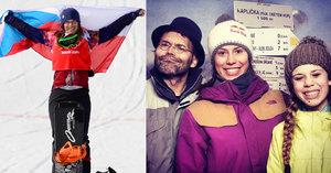Komu udělala šampionka Eva Samková největší radost? Zlato pro nemocného tátu!