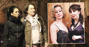 Rašilov vyměnil manželku za milenku: Vandu utěšuje přítelkyně Nela!