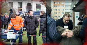Případy 1. oddělení: Vrah chladnokrevně popravil zaměstnance TV Nova