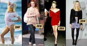 Vyzáblá modelka Peaches Geldof (†25): Váha jí klesla na 41 kilo!
