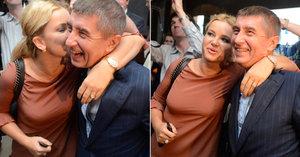 Sladká pusa pro Babiše ON-LINE: Eurovolby vyhrálo ANO! Těsně před TOP 09