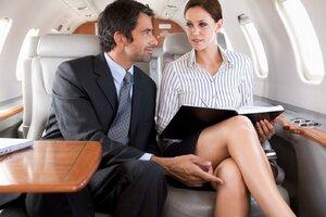 Sex v oblacích: V letadle »špásuje« každý šestý pasažér!