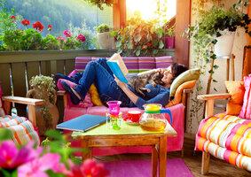 Vychytávky, bez kterých se letos v létě na balkoně neobejdete!