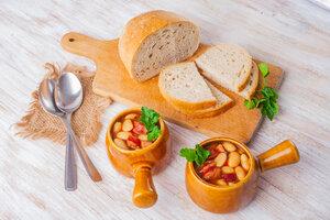 Rychle a zdravě: Pikantní fazolová polévka