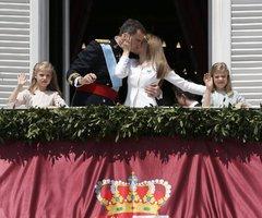 Ať žije král! Felipe VI. se stal novým panovníkem Španělska