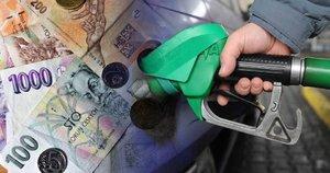 Benzin je nejdražší v Praze, nafta na Vysočině. Kde natankujete nejlevněji?