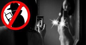 Focení hanbatých fotek mobilem: 7 rad, aby vám je hackeři neukradli