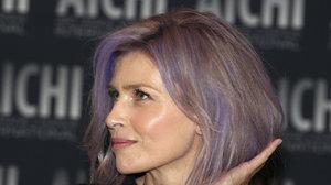 Daniela Peštová s fialovými vlasy: Téhle změny si myslím Paľo všimne