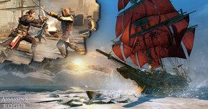 Recenze Assassin's Creed Rogue: Jak se z asasína stal templář!