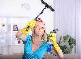 Dokonale čistá okna: 5 rad, jak to dělají profesionálové