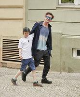 Dobrý bankéř vyvedl utajovaného syna: Je mu jedenáct a jmenuje se Nikita!