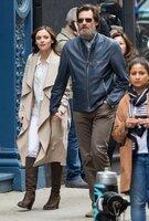 Jim Carrey s novou přítelkyní: Není to její dvojnice?