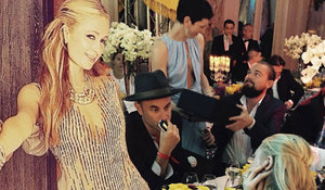 Když slavní draží, statisíce vzduchem létají: DiCaprio pokořil Paris! Vydražený kousek věnoval ženě svého života