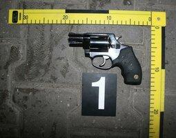 Drama v Chlumci nad Cidlinou: Muž při zatýkání vystřelil z pistole