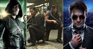 7 nejlepších současných TV seriálů natočených podle komiksu! Z papíru až k milionům diváků