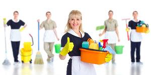 Úklidové tipy od profesionálů! Víte, jak správně luxovat a vytírat?