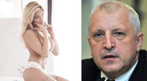Milionář Charouz: Nevěru Perkausové odhalil přes kamery