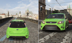 Řezání smyků v centru Prahy! Forza Motorsport 6 je nejlepší závodní videohra
