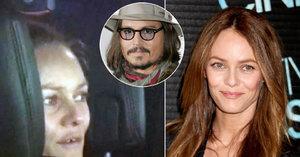Bývalka Johnyho Deppa ukázala zanedbanou tvář: Vanessa Paradis úplně bez makeupu a s balenou cigaretou
