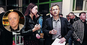 Gelemová na lovu: Shání Slováčkova milenka nového nápadníka?