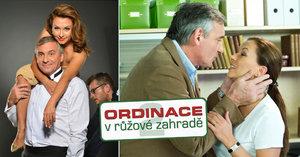 Dana Morávková & Jan Čenský: Jen ji nechte, ať se tulí! aneb Jak se fotil speciální Blesk tv MAGAZÍN věnovaný Ordinaci