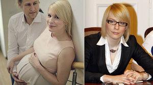 Politická průšvihářka Kristýna Kočí bude brzy rodit! S manželem ze seznamky čeká prvního potomka