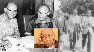 Klenoty rodinného archivu Lubomíra Lipského (+92): Zesnulí bratři, nejlepší kamarád Lír a vysvědčení premianta!