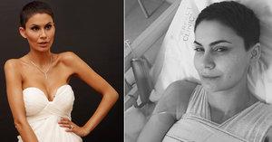 Modelka Vlaďka Řepková bojuje v nemocnici o život: Je v kritickém stavu!