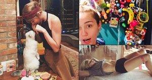 Interiéry slavných: Jak bydlí Miley Cyrus a Lady Gaga?