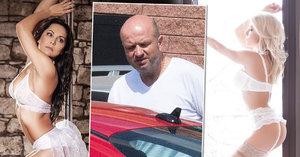 """Perkausová z Top Staru v šoku: Na sex s milionářem Kubou byly dvě! V posteli ji střídala """"holka od tyče"""""""