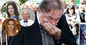 Kolem hospitalizace Slavíka stále panují nejasnosti: Rozpory ve výpovědích jeho blízkých!