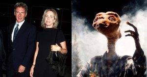 E.T. pláče, zemřela mu maminka! Scenáristka, která si vzala Forda, podlehla rakovině