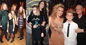 Malé hvězdy na StarDance: Bočanová vyvedla postiženou Márinku, Geislerky dcery a Šípek syna