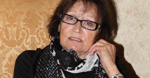 Kubišová (73) po masivním infarktu: Učí se chodit, ale do práce už spěchá