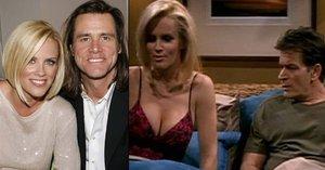 Neřekl mi, že má HIV! Bývalka Carreyho byla s Sheenem v posteli a teď zuří