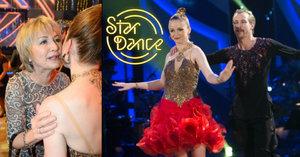 Večírek StarDance: Balzerová přišla podpořit Doležalovou, večer zakončily v baru!