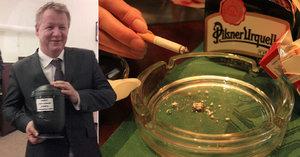 Pohřební urna zabrala. Poslanci podpořili zákaz kouření v restauracích