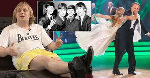 Největší úchylka Tydýta Pavláska ve StarDance: Ujíždí na Beatles!