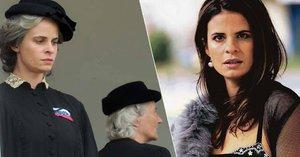 Slovenská herečka Zuzana Fialová: Překonala syndrom vyhoření