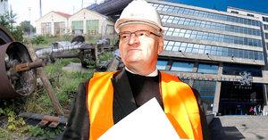 Nový palác pro Národní galerii i muzeum vláčků. Ministr má plány do roku 2020