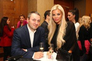 Královna kačeřího zobáku Kucherenko: Večeře za 100 000 eur!