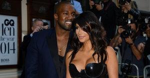 Třetí dítě Kim Kardashian a Kanye Westa: Neuvěříte, jak svoji dceru pojmenovali!
