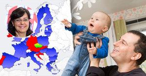 Českým tátům se blíží placené otcovské volno. Odborníci návrh Marksové vítají