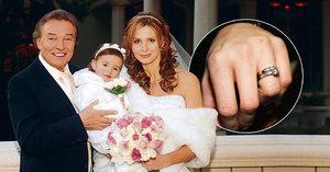 Před 8 lety si Gott vzal Ivanu: Rychlé a spontánní svatby v USA později litoval. Proč?